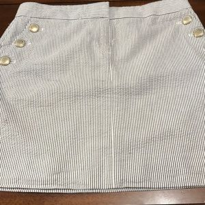 J. Crew skirt size 0.   J